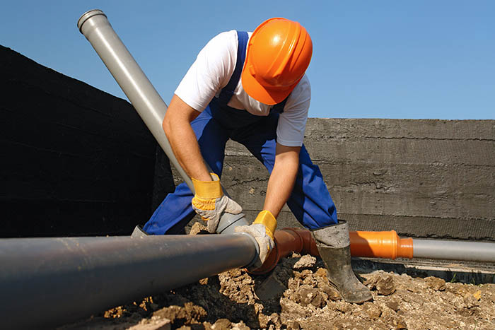 Water Sewer Connections - Oxford Plumbing
