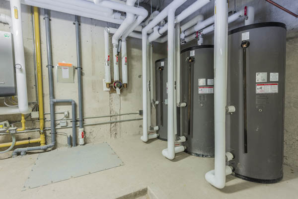 Heating & Cooling - Water Heating