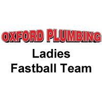 Oxford Plumbing Sponsor of Oxford Plumbing Ladies Fastball Team