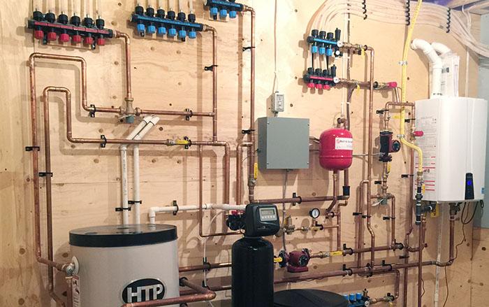 Floor Heating - Oxford Plumbing Woostock, Ontario